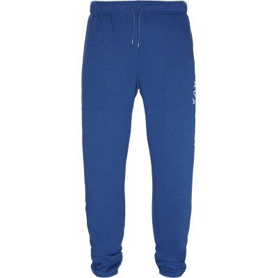 Boca Sweatpants Regular | Boca Sweatpants | Blå